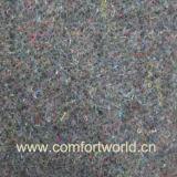 Poids lumineux des couleurs 200GSM épaisseur de 1.5 à de 2.0mm dans le tissu de feutre de largeur de 100 à de 200cm