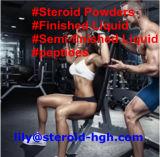 Testosterona branca Undecanoate dos esteróides do edifício do músculo do pó