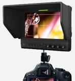 7  DSLR CamerasのためのHDMI Input&OutputのカメラTop Monitor