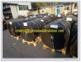 Strato di gomma antiscorrimento Rolls per il trasporto delle merci pesanti nella riga di estrazione mineraria