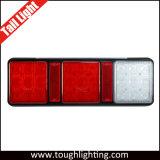 """E-MARK a reconnu """" indicateur de lumière de frein d'arrière de lampe arrière de DEL 12.75 de campeur de camion de remorque de rv"""
