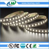 Tira flexible de la luz LED de la decoración de 2835 cabinas