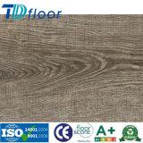 suelo de lujo del PVC del tablón del vinilo de la endecha floja de 5m m