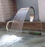 プールの卸し売り装飾的なLEDの軽い鉱泉の滝