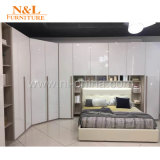 [ن&ل] [هيغقوليتي] منزل غرفة نوم خزانة ثوب خشبيّة كلاسيكيّة