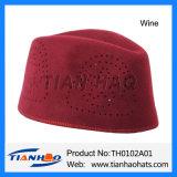 Fieltro de lana África la oración musulmana Hat