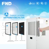 50L atmosferisch Water van Lucht met de Generator van het Water van de Lucht van de Filtratie RO