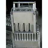 Macchina industriale del bastone del lecca lecca di ghiaccio di grande capienza con la macchina del pacchetto
