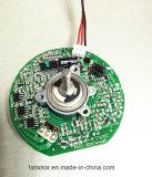 Mikro-elektrischer schwanzloser Motor Gleichstrom-12V-24V