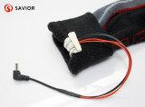 Elektro Navulbare Verwarmde Sokken met de Controle van 3 Niveaus