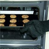 Guanti termoresistenti della griglia di doppi strati del silicone per il BBQ, griglia, cucinante Esg10289