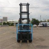 Venta directa de la fábrica carretilla elevadora diesel de 3 toneladas con 5 M que levantan arriba