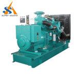 Generatore diesel silenzioso di industria 500kw