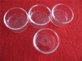 溶けることのための磨くカスタマイズされた円の明確な水晶皿