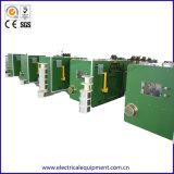 PVC自動ワイヤーは巻き戻す機械を二重ねじる