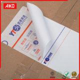 Thermische Document van het Verschepende Etiket van de Fabrikant van Shanghai Ako het Directe Multifunctionele