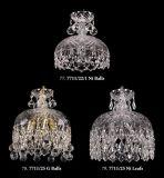 Het klassieke Licht van de Kroonluchter van de Luxe van het Ontwerp Binnen (de bal van Ni 7711-22-1)