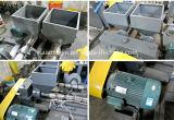 Sj-50 쌍둥이 나사 압출기 헤드 플레스틱 필름 부는 기계 가격