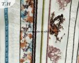 كبيرة [فلوور بتّرن] بديعة صنع جاكار قماش ([فب012])