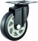 4/5 인치 PVC 트롤리 (조정 피마자)를 위한 엄밀한 피마자 바퀴