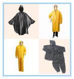 Verschiedener Arbeitsbilligkeit-Regenmantel, populäres Rainwears, Arbeits-Regenmäntel, Hallo-q Regenmantel