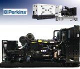 Perkins 20171012A가 강화하는 80kw/100kVA 디젤 엔진 침묵하는 발전기