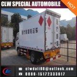 De medische Vrachtwagen van de Overdracht van het Afval, Kleine Medical Waste Van Trucks voor Verkoop