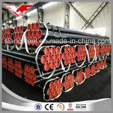 As1074/ASTM A53のガスのための標準穏やかな鋼鉄管の円形の管か水またはオイル