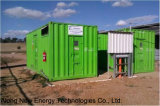 5*120kw Containerized CHP van het Biogas in Australië