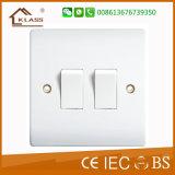 interruttori chiari del pulsante 4gang con il certificato di IEC BS del Ce
