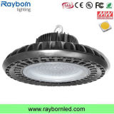 IP65 High Bay LED DIMERIZÁVEIS UFO 200W para as luzes de LED de armazém
