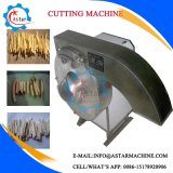 100kg/h de la Chine usine directement trancheuse de pommes de terre en acier inoxydable d'alimentation