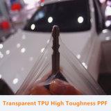 Película elevada da proteção da pintura do veículo de Autofix TPU do estiramento