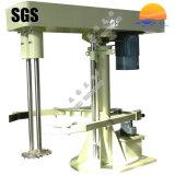Miscelatore ad alta velocità della vernice dell'asta cilindrica gemellare & impastatrice