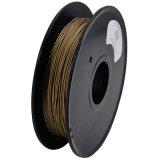 Impresora 3D el material de filamentos de bronce para consumibles de impresión 3D