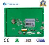 """module du TFT LCD 8 """" 800*600 avec l'écran tactile de Rtp/P-Cap"""