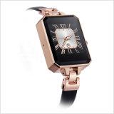 方法女性心拍数のモニタの腕時計のスマートなBluetoothのブレスレット