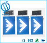 Segno solare della freccia del segnale stradale LED