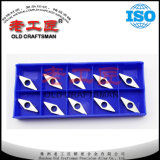Calços do carboneto Yg8 para inserções de Indexible e inserções do CNC