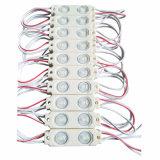 El color al aire libre/de interior SMD2835 de 0.72W W/R/G/B impermeabiliza el módulo del LED para la señalización de la batería/del mercado/del hotel/del edificio