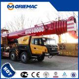 Mobile di Sany Grue 100 tonnellate di gru idraulica Stc1000c del camion