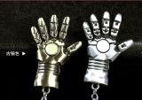 卸し売り新式の漫画映画鉄の人エネルギーHandmodel Keychain