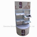 Supermarkt-Metall speichern kann zusammengebaute Eisen-Platten-Regal-Dörrobst-Imbiss-Bildschirmanzeige-Zahnstange sein