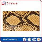 3mm Stärken-Schlagbiegefestigkeit-feuchtigkeitsfeste flexible Fliese (Schlange-Beschaffenheit)