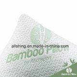 Het Hoofdkussen van het Schuim van het Geheugen van het bamboe met de Verwijderbare Dekking van de Ritssluiting