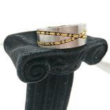 Ring van de Mens van het Roestvrij staal van de Juwelen van de Manier van de gift de Imitatie