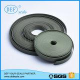 Tira de desgaste de las juntas de teflón de cojinete de alta presión de sellos hidráulicos