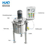 Acero inoxidable eléctrico/el tanque de Mixng de la calefacción de vapor