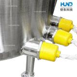 Aço inoxidável elétrico/tanque de Mixng aquecimento de vapor