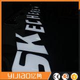 Prijs van de fabriek paste LEIDENE van de Tekens van de LEIDENE Signages Brieven van het Commerciële Reclame Kanaal van Acryl de Kleine aan